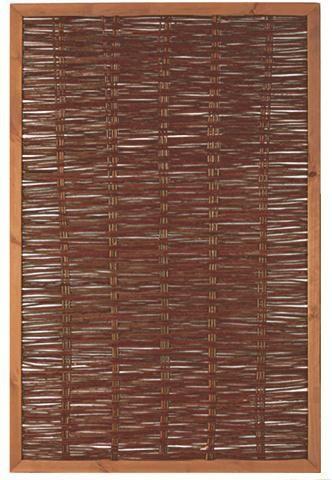 Weidenzaun Cordoba B120 x H180 cm 10er-Sparset