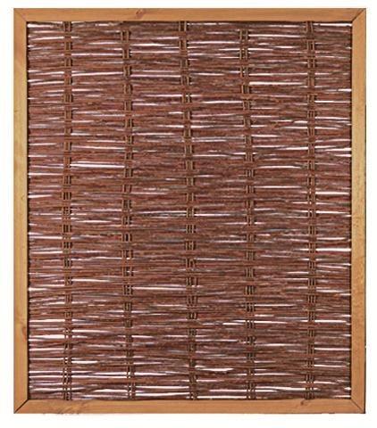 Weidenzaun Cordoba B120 x H140 cm