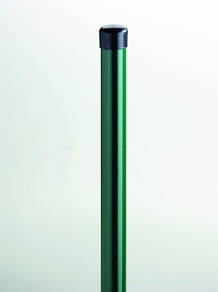 Metallpfosten Sylt Ø34 x L1200 mm, grün