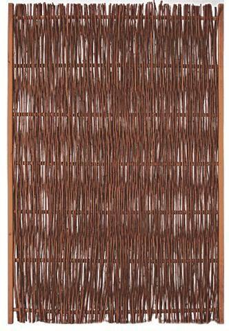 Weidenzaun Malaga B120 x H180 cm