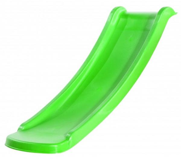 Rutsche grün 120 cm