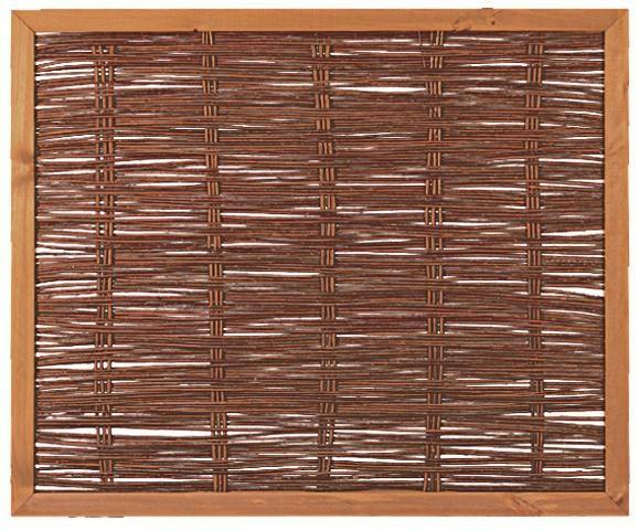 Weidenzaun Cordoba B120 x H100 cm