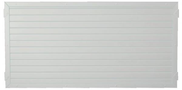 Dichtzaun Paris B180 x H90 cm